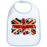 United Kingdom Flag Bib