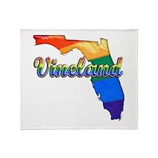 Vineland, Florida, Gay Pride, Throw Blanket