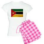 Mozambique Flag Women's Light Pajamas