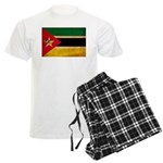 Mozambique Flag Men's Light Pajamas