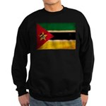Mozambique Flag Sweatshirt (dark)