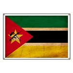 Mozambique Flag Banner