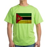 Mozambique Flag Green T-Shirt