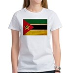 Mozambique Flag Women's T-Shirt