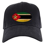 Mozambique Flag Black Cap