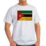 Mozambique Flag Light T-Shirt