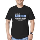 See autism with heart T