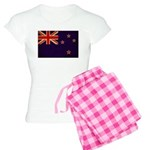 New Zealand Flag Women's Light Pajamas