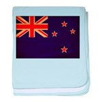 New Zealand Flag baby blanket