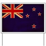 New Zealand Flag Yard Sign