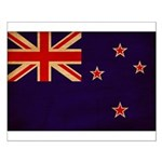 New Zealand Flag Small Poster
