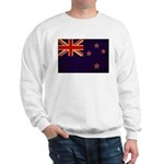 New Zealand Flag Sweatshirt