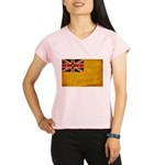 Niue Flag Performance Dry T-Shirt