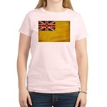 Niue Flag Women's Light T-Shirt