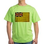 Niue Flag Green T-Shirt