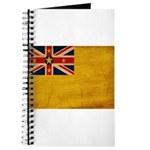 Niue Flag Journal