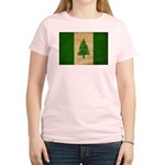 Norfolk Island Flag Women's Light T-Shirt