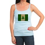 Norfolk Island Flag Jr. Spaghetti Tank
