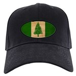 Norfolk Island Flag Black Cap