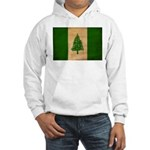 Norfolk Island Flag Hooded Sweatshirt