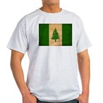 Norfolk Island Flag Light T-Shirt