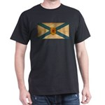 Nova Scotia Flag Dark T-Shirt