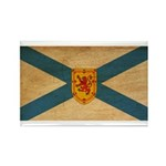 Nova Scotia Flag Rectangle Magnet (100 pack)