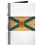 Nova Scotia Flag Journal