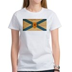 Nova Scotia Flag Women's T-Shirt