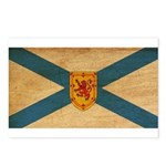 Nova Scotia Flag Postcards (Package of 8)