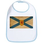 Nova Scotia Flag Bib