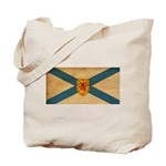 Nova Scotia Flag Tote Bag
