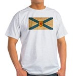 Nova Scotia Flag Light T-Shirt