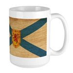 Nova Scotia Flag Large Mug
