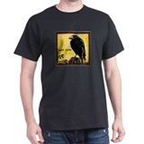 """Baby Crow"" - Black T-Shirt"