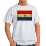 Paraguay Flag Light T-Shirt