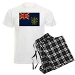Pitcairn Islands Flag Men's Light Pajamas
