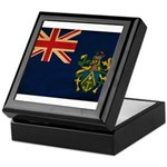 Pitcairn Islands Flag Keepsake Box