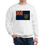 Pitcairn Islands Flag Sweatshirt