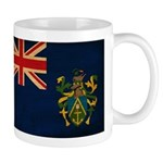 Pitcairn Islands Flag Mug