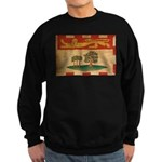 Prince Edward Islands Flag Sweatshirt (dark)
