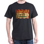 Prince Edward Islands Flag Dark T-Shirt
