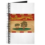 Prince Edward Islands Flag Journal