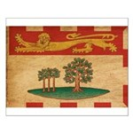 Prince Edward Islands Flag Small Poster