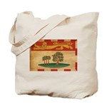 Prince Edward Islands Flag Tote Bag
