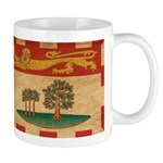 Prince Edward Islands Flag Mug