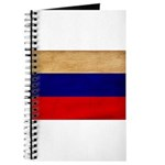 Russia Flag Journal