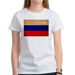 Russia Flag Women's T-Shirt