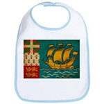 Saint Pierre and Miquelon Fla Bib