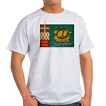 Saint Pierre and Miquelon Fla Light T-Shirt